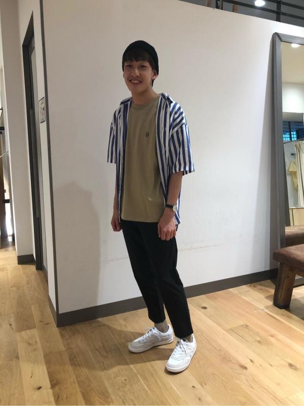 [URBAN RESEARCH Storeタカシマヤゲートタワーモール店][山下裕平]