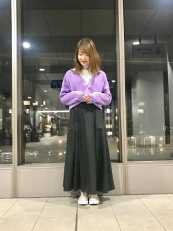 [波多野 晴菜]