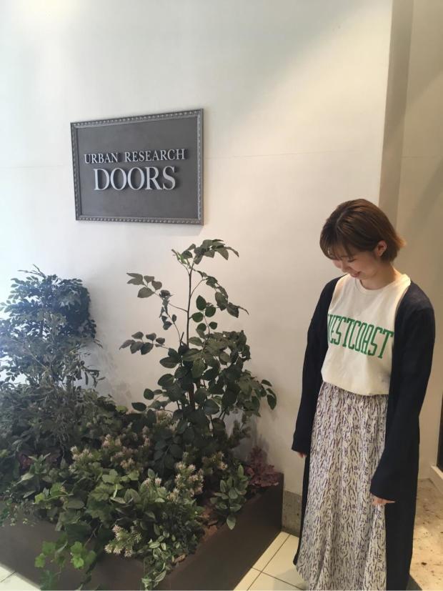 [DOORS 町田モディ店][shiho kaneko]