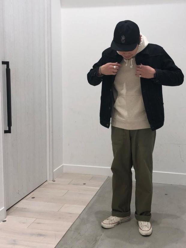 [DOORS ららぽーと海老名店][田邉 真欧]