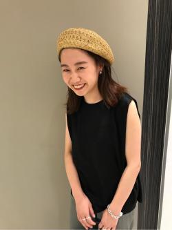 [笠井 麻友]