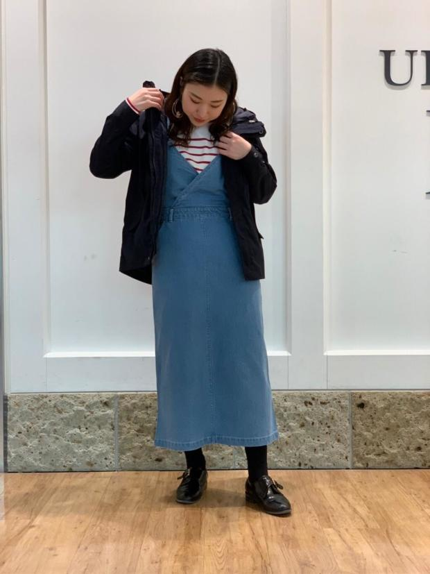 [DOORS エスパル仙台店][浅野 萌]