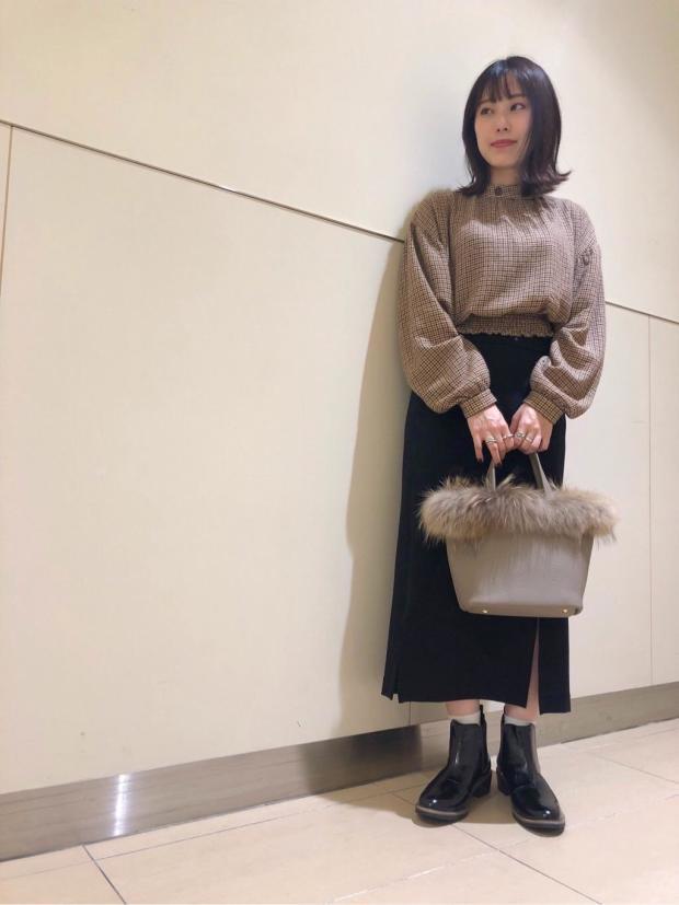 [RODE SKO ルクア大阪店][下田 梨紗子]
