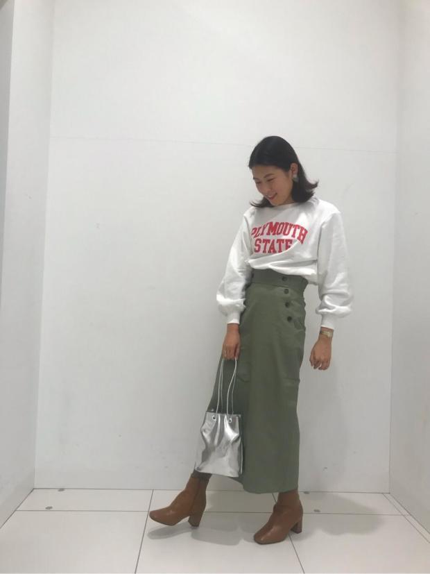 [SENSE OF PLACE イオンモール岡山店][リエ]