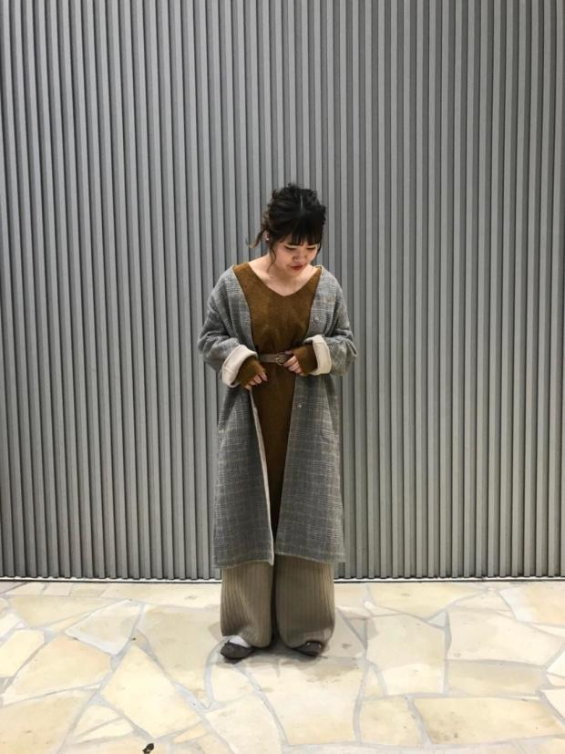[SENSE OF PLACE イオンモール広島府中店][西岡 夏杏]