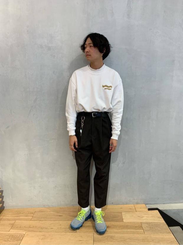 [SENSE OF PLACE キュープラザ原宿店][大川 広宣]
