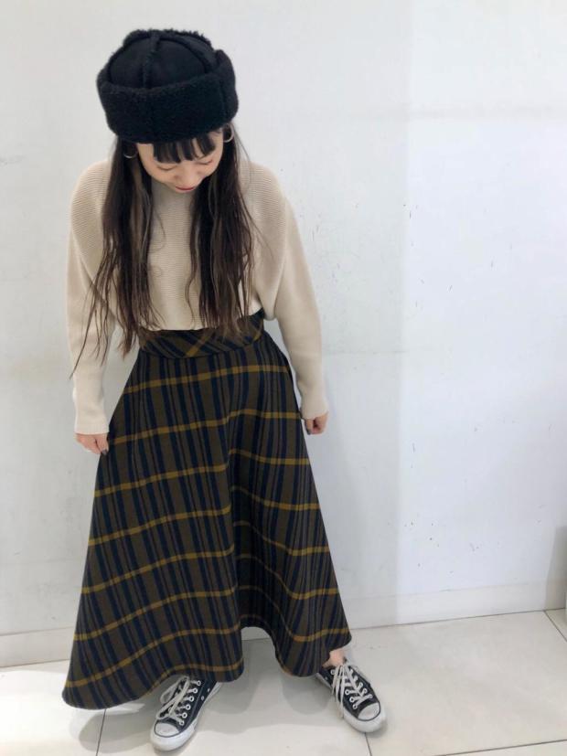 [SENSE OF PLACE キュープラザ原宿店][松井 香苗]