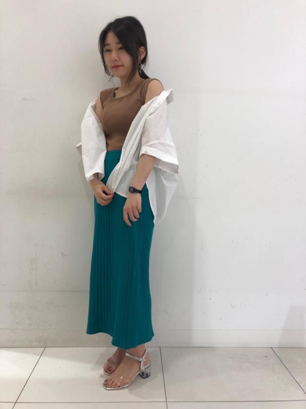 [SENSE OF PLACE キュープラザ原宿店][三好 亜美]