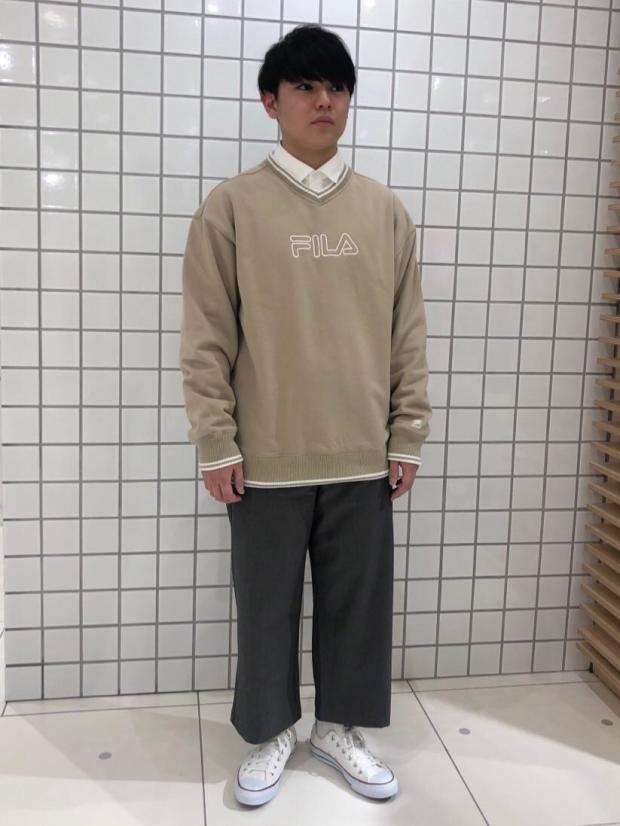 [SENSE OF PLACE セブンパークアリオ柏店][山田 賢杜]