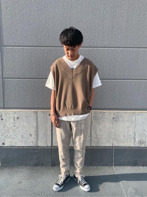 [SENSE OF PLACE 名古屋店][沓名 翔平]