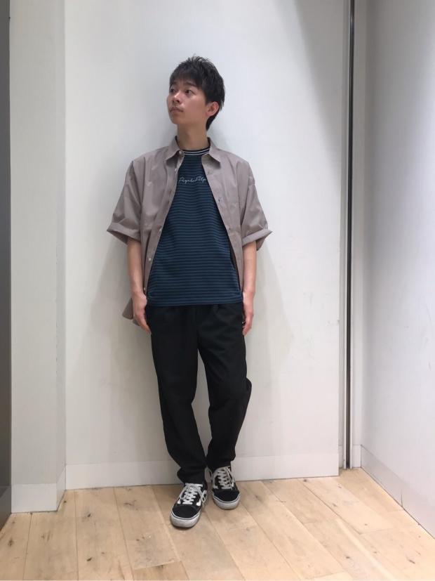 [SENSE OF PLACE なんばCITY店][末永 怜央]