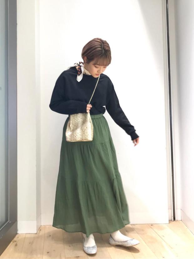 [SENSE OF PLACE なんばCITY店][宮本 玲奈]