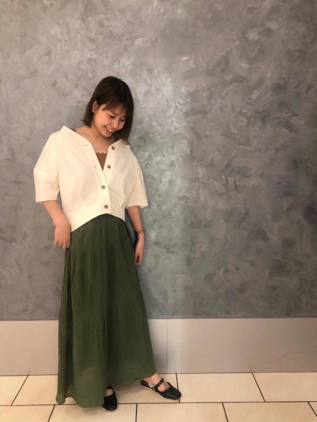 [SENSE OF PLACE ミント神戸店][杉本 南帆]