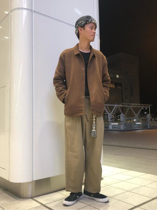 [SENSE OF PLACE 高崎オーパ店][菊池 太郎]