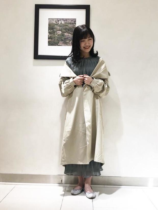 [SENSE OF PLACE 天王寺MIOプラザ店][中村 百葉]