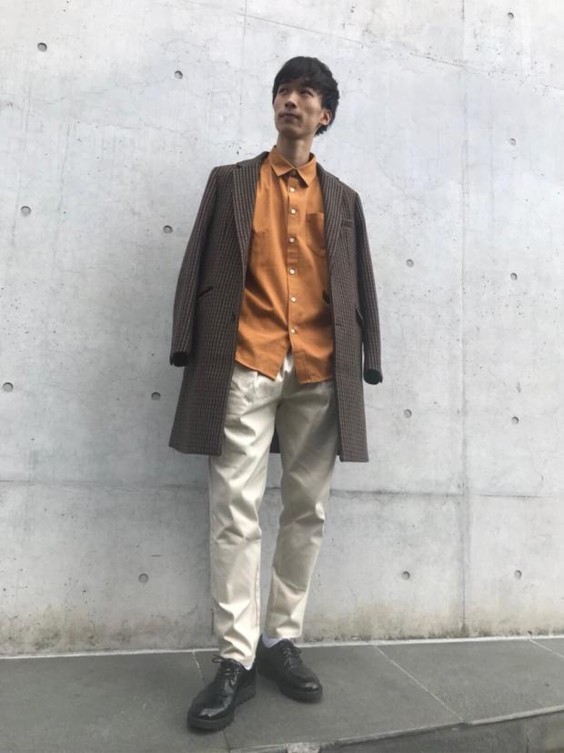 [SENSE OF PLACE 名古屋店][奥田 海都]