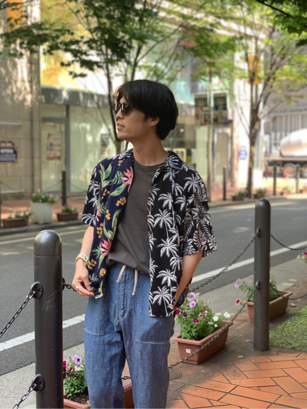 [Sonny Label NU茶屋町店][中野 拓郎]