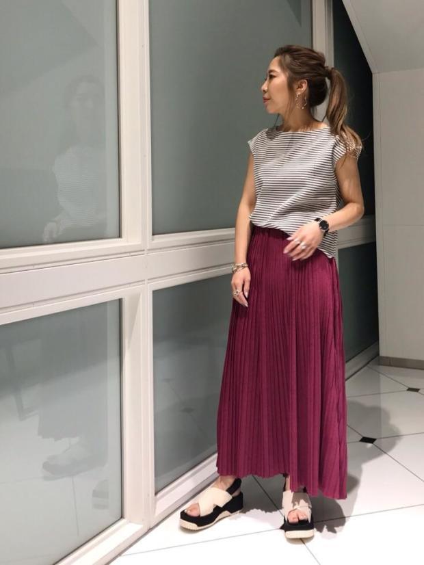 [URBAN RESEARCH COCOSA熊本店][S A K I]