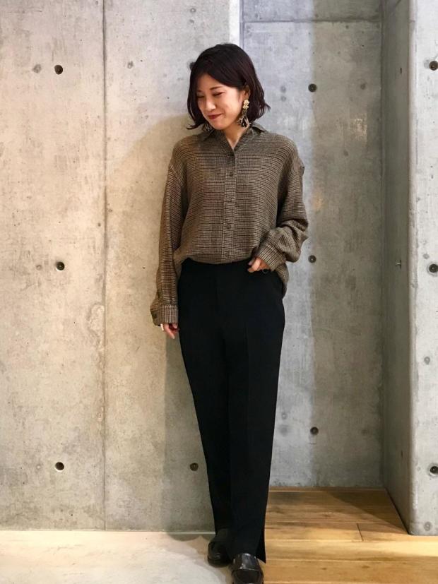 [URBAN RESEARCH KYOTO店][岩元 美奈]