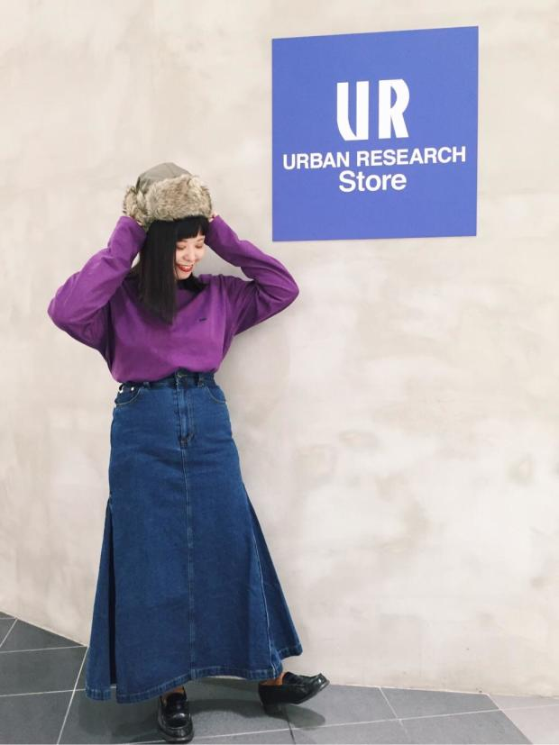 [URBAN RESEARCH Store イオンモール岡山店][Takeda Juri]