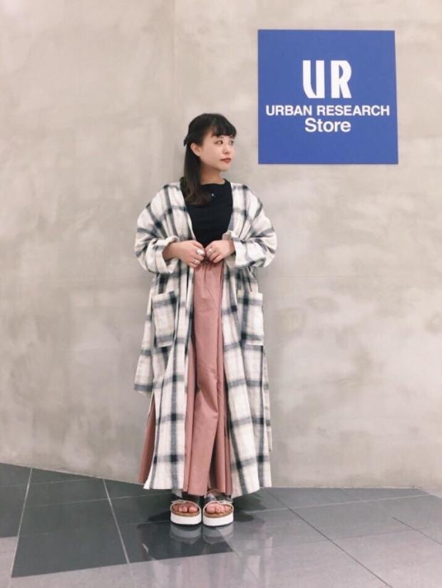 [URBAN RESEARCH Store イオンモール岡山店][Takeda Juri]