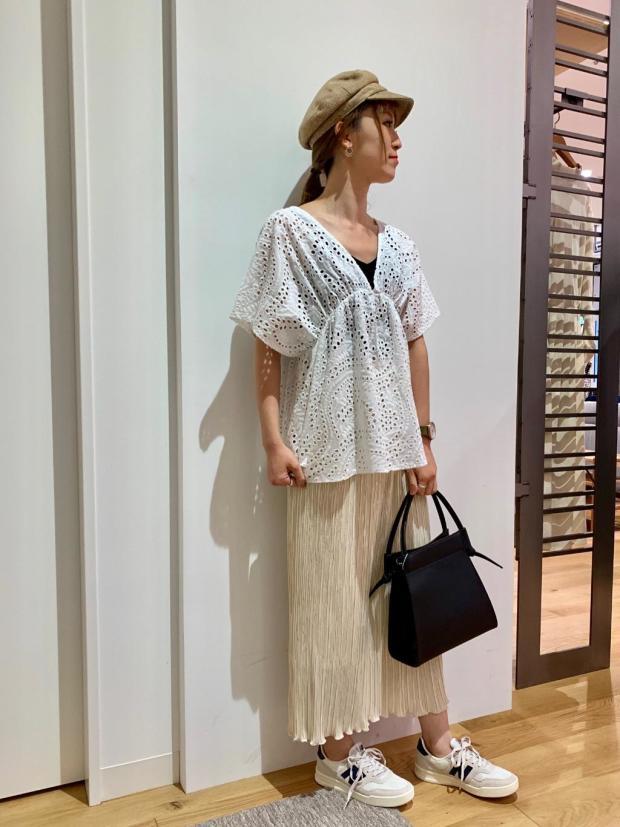 [URBAN RESEARCH Store パルコヤ上野店][小西   恵華]
