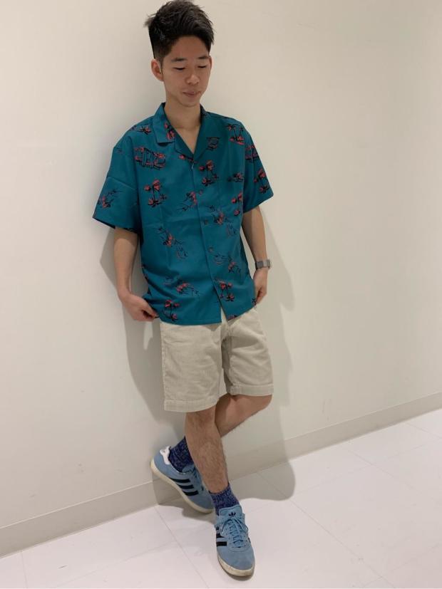 [URBAN RESEARCH Store パルコヤ上野店][小林 涼真]