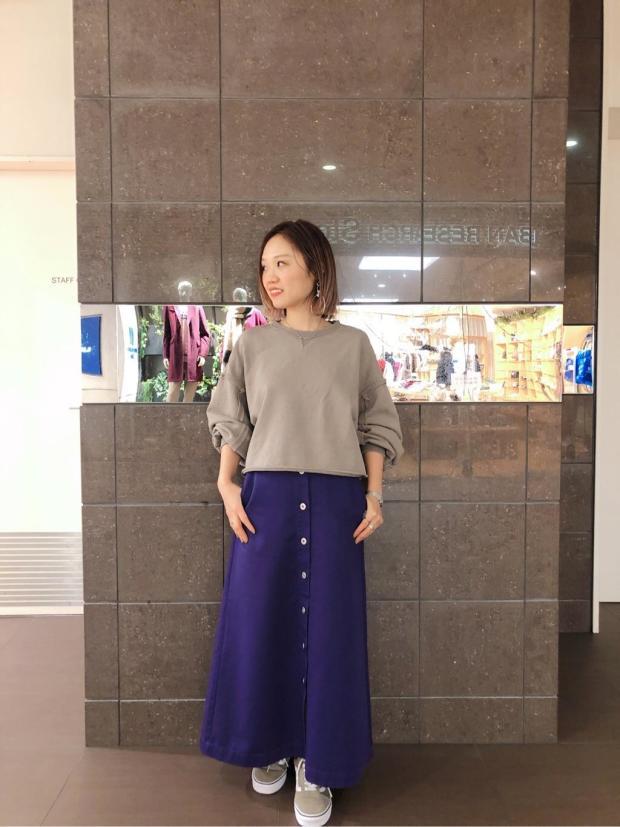 [URBAN RESEARCH Store ルクア大阪店][Nakamu]