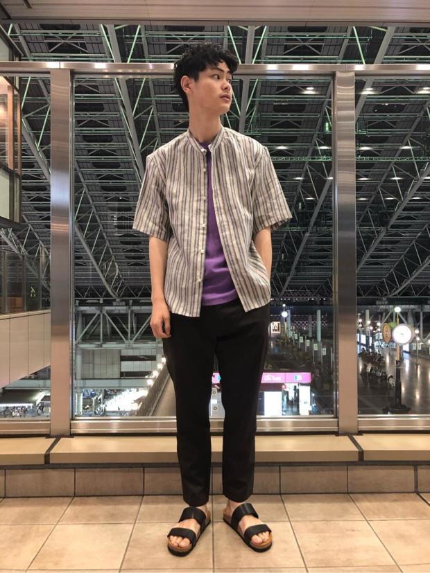 [URBAN RESEARCH Store ルクア大阪店][大前 博貴]