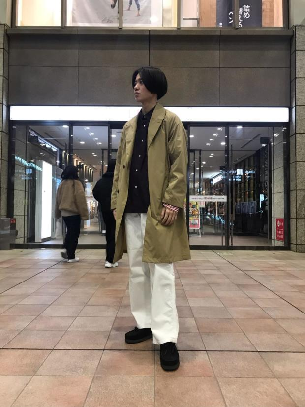 [URBAN RESEARCH Store ルクア大阪店][梶山 主税]
