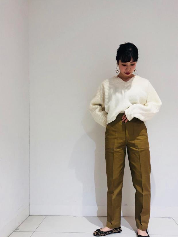 [URBAN RESEARCH Store 近鉄あべのハルカス店][井実 愛]