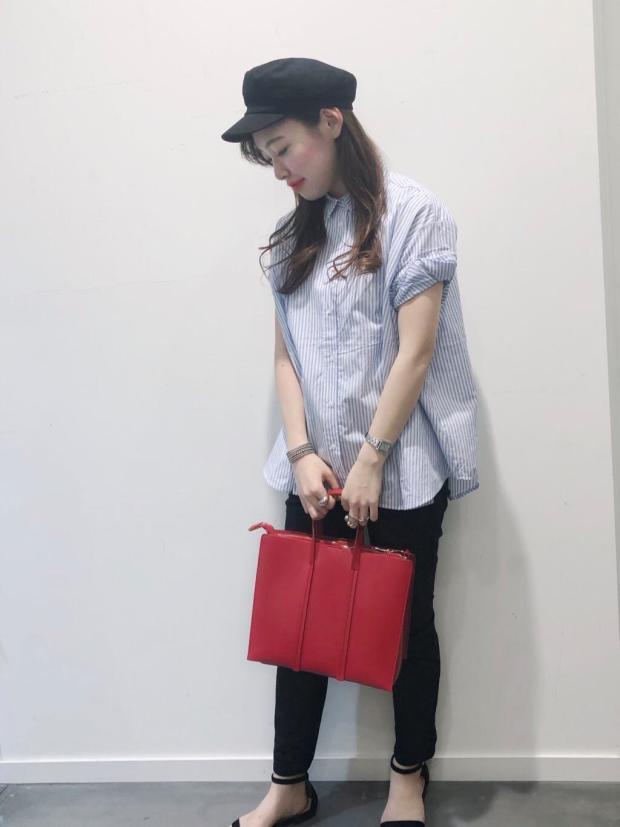 [URBAN RESEARCH Store 心斎橋店][延地 咲来]