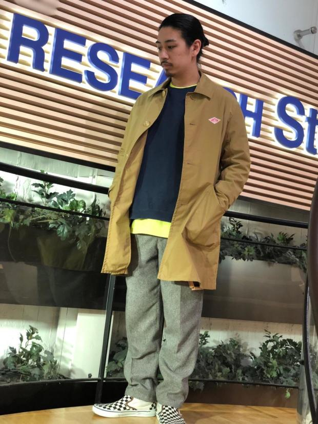 [URBAN RESEARCH Store 心斎橋店][伊木 悠真]