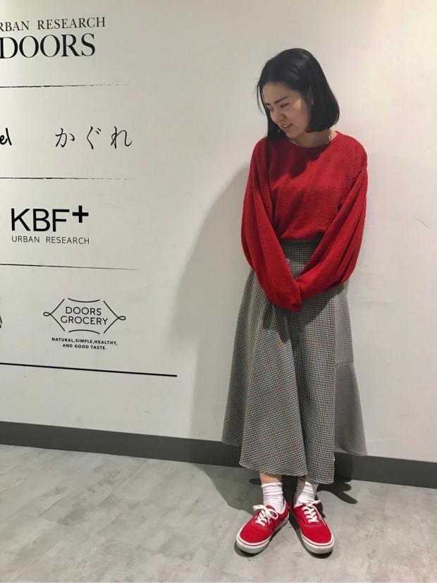 [URBAN RESEARCH Storeそごう千葉ジュンヌ店][下田 千尋]