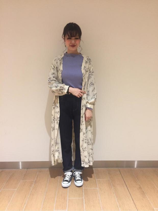 [URBAN RESEARCH Storeタカシマヤゲートタワーモール店][松山 里織]