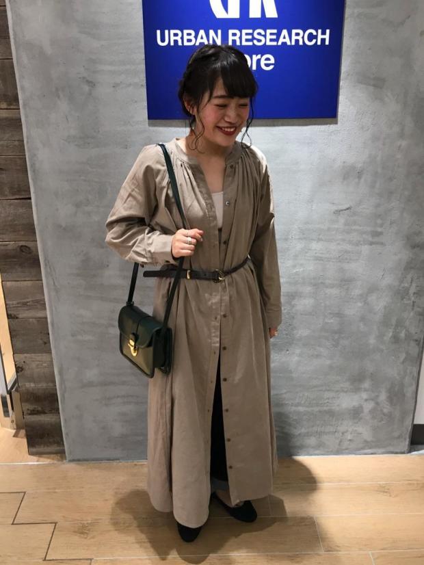 [URBAN RESEARCH Storeタカシマヤゲートタワーモール店][Sayane]