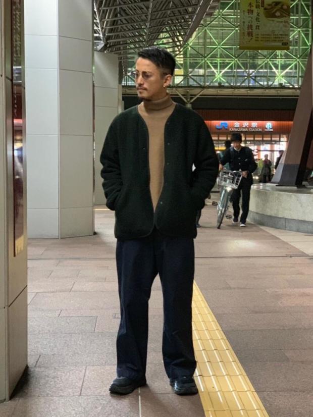 [URBAN RESEARCH 金沢百番街Rinto店][大庭 樹]