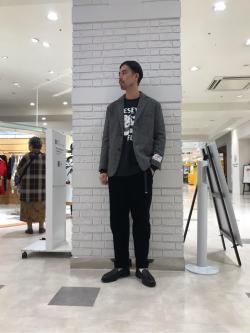 [URBAN RESEARCH アミュプラザ長崎店][谷水 達哉]
