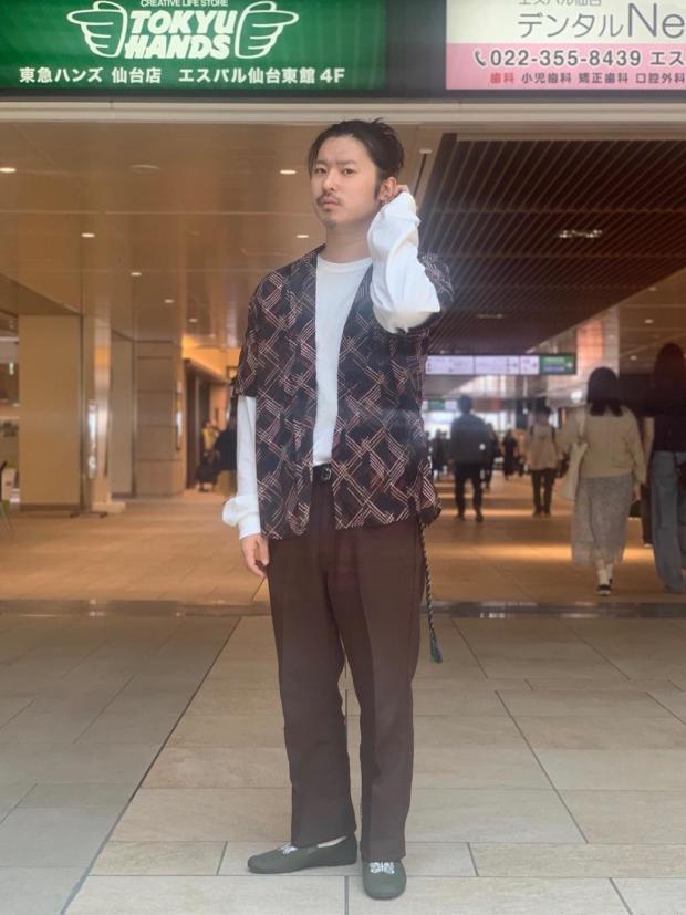 [URBAN RESEARCH エスパル仙台店][原田 圭史]