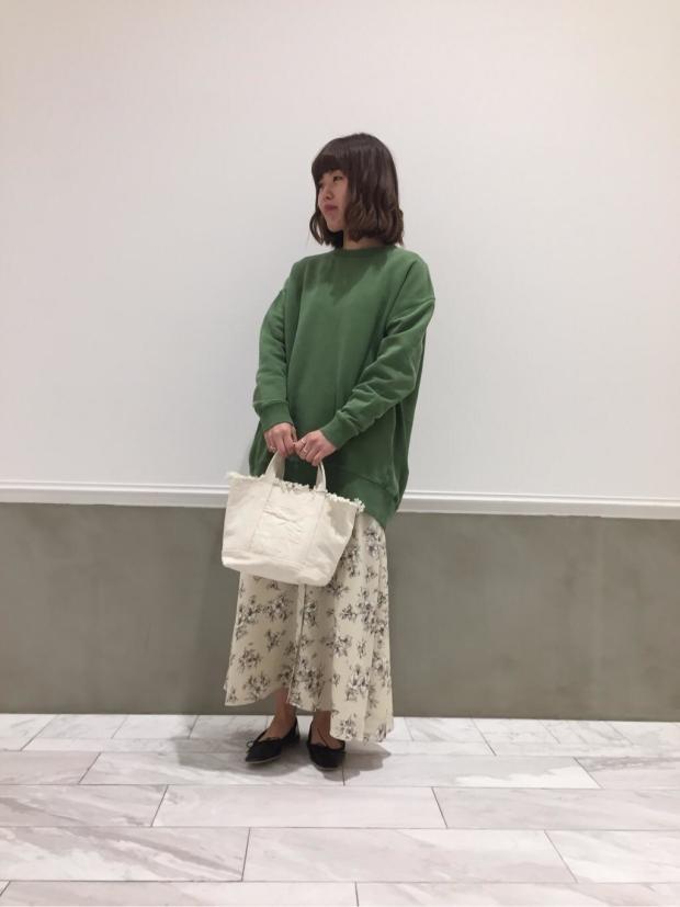 [URBAN RESEARCH ピオレ姫路店][若原 早紀]
