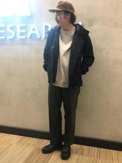 [URBAN RESEARCH ららぽーとEXPOCITY店][川野 健也]