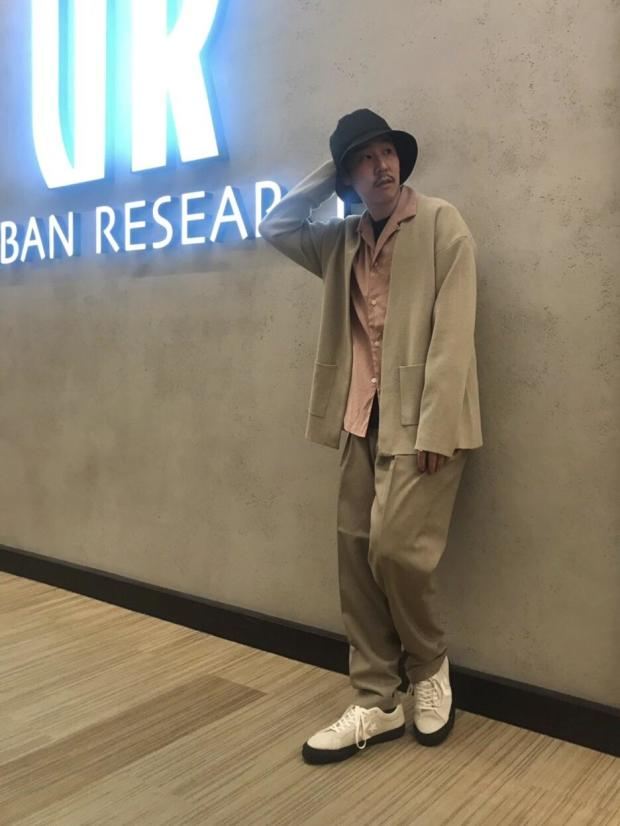 [URBAN RESEARCH ららぽーとEXPOCITY店][古賀 崇平]
