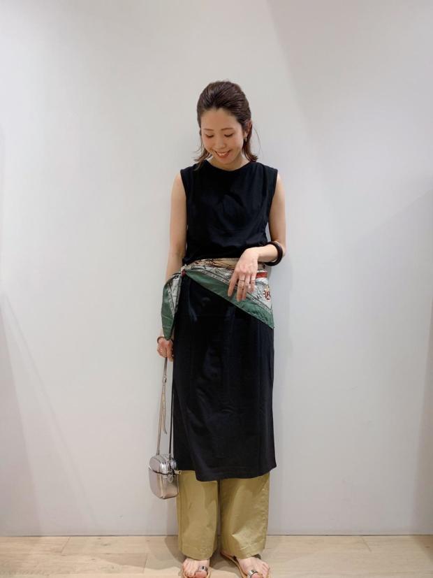 [URBAN RESEARCH 京阪モール店][岡本 有以]