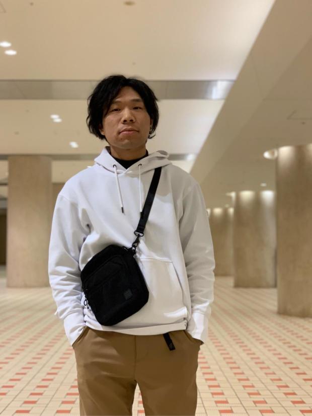 [URBAN RESEARCH 金沢百番街Rinto店][橋下 りょーが]
