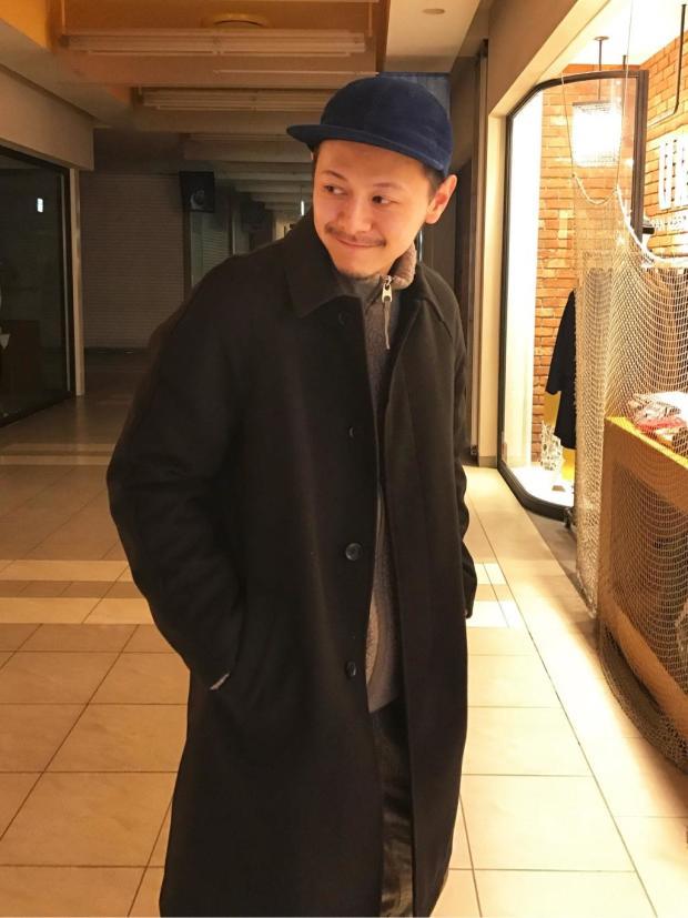 [URBAN RESEARCH 札幌ステラプレイス店][HarukiWatabe(渡部大宜)]