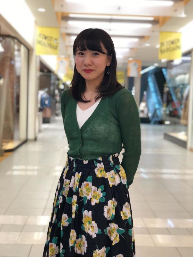 [URBAN RESEARCH 札幌ステラプレイス店][齊藤 莉奈]