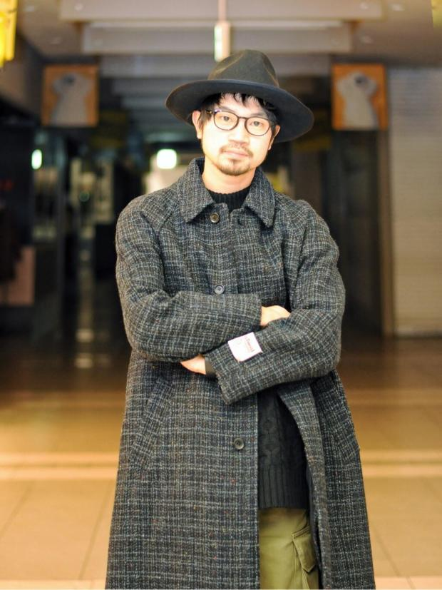 [URBAN RESEARCH 札幌ステラプレイス店][真山 走                  (KAKERU MAYAMA)]