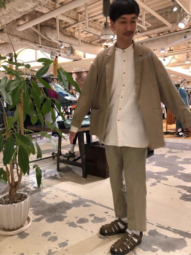 [URBAN RESEARCH 名古屋パルコ店][奥山 泰弘]