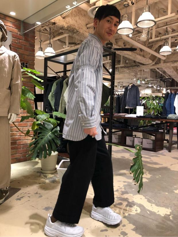 [URBAN RESEARCH 名古屋パルコ店][奥山 泰弘]