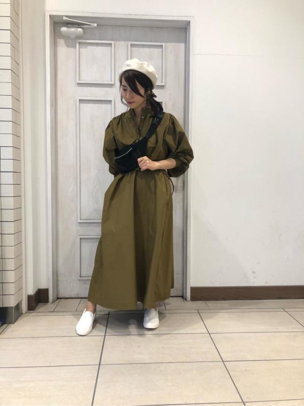 [URBAN RESEARCH 名古屋パルコ店][中島 千晶]